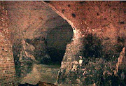 Another view in the Caves.