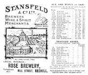 Advertisment circa 1895 for Stansfeld & Co.