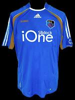 Atneim Sport's Home Uniform