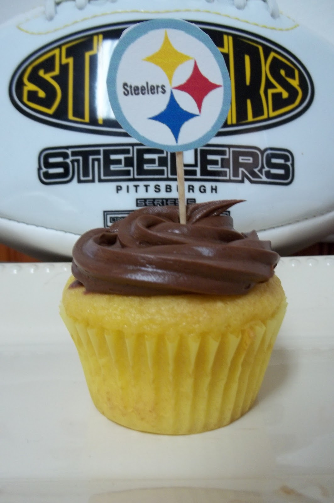 Pittsburgh Steeler Cupcakes Simply Sweet Home