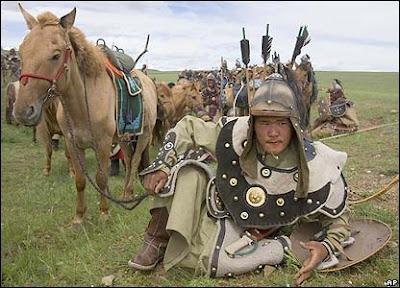 Guerrero Mongol