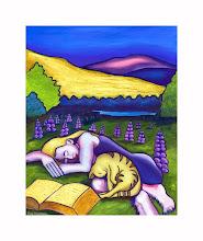 Lupine Slumber