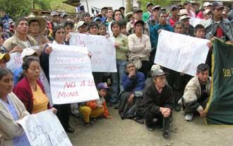 Peru: Indigenous Farmers Reject Mining Project in Popular Referendum