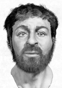 Resultado de imagen para ROSTRO DE JESUS SEGUN ESTUDIOS DISCOVERY