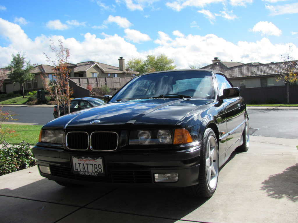 Mr Cleans Auto Sales 1995 Bmw 325i Convertible Sold