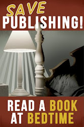 Save Publishing....and Help Authors