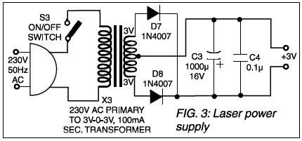 Laser Diode Driver Schematic Laser Gun Schematic wiring