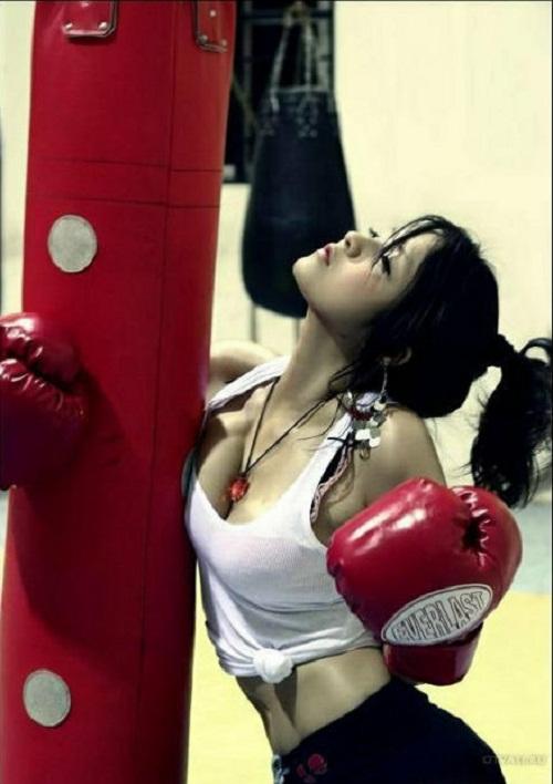 Asian Porn Boxing 21