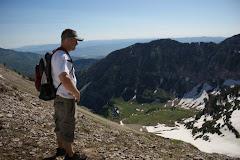 Hiking Mt. Timpanogos