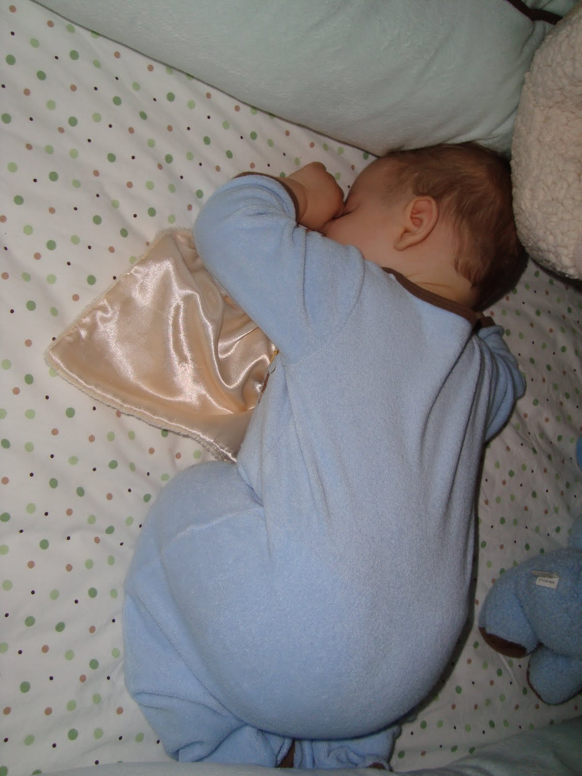 Baby Sleeping Up On Knees : sleeping, knees, Everything, About, Ethan:, Sleeping, Baby!