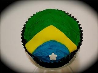 CUPCAKES+VERDE+AMARELO+2 Verde e Amarelo!