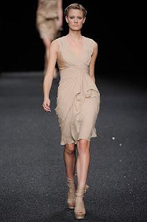 vestido nude elie saab verao 2010 2011 Nude!