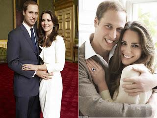 1 Agora é oficial: Noivado do Príncipe William e Kate Middleton!
