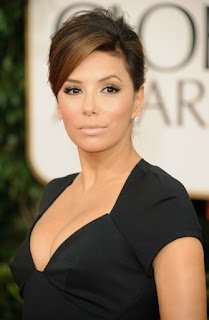5 Eva Longoria no Golden Globe 2011