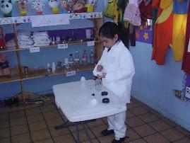 Alumno de preescolar 3