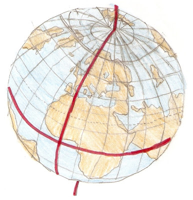 scheda didattica per la scuola per studiare la geografia
