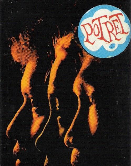 Kaset Mp3 POTRET Potret (1995) - Koleksi Musik Indonesia