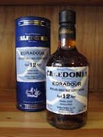 edradour caledonia 12 years old
