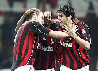 sebab perbedaan point dengan Juventus hanya tinggal  Terkini Peluang Milan Terbuka