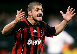 Pemain yang satu ini patut di beri dua jempol Terkini Gennaro Gattuso