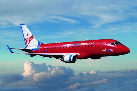 Virgin Flights 84