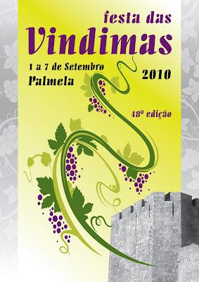 Festa das vindimas de Palmela 2010