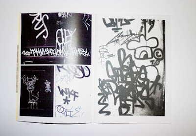 TAGS- EAST LONDON FANZINE