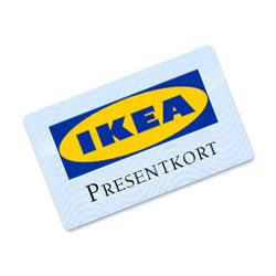 PRESSBYRÅN PRESENTKORT IKEA