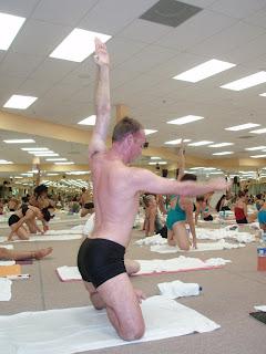 Hot Yoga The Woodlands : woodlands, Bikram, Woodlands:, Teacher, Training, Flashback