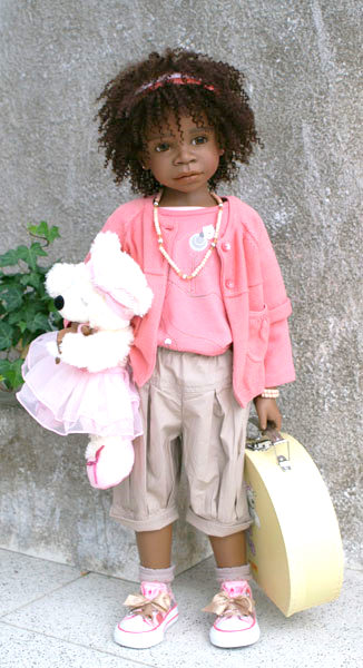 Naturally Beautiful Hair Dolls By Angela Sutter Amp Annette