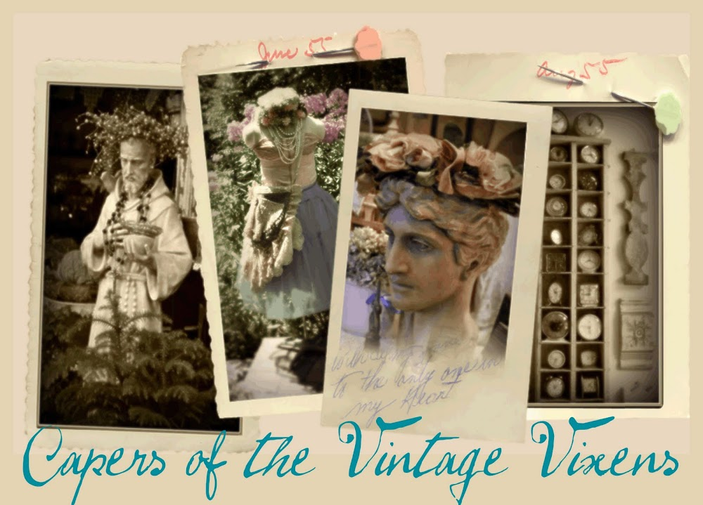 Capers of the Vintage Vixens