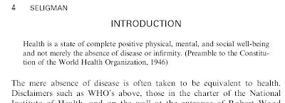 seligman positiv psykologi