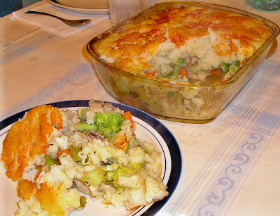 Shepherds Chicken Pot Pie