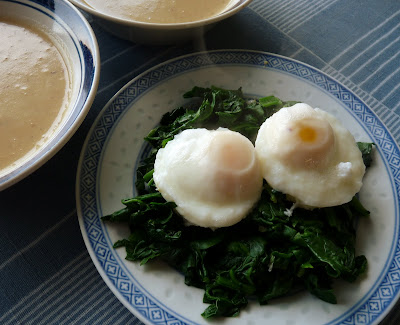 Eggs Poached in the Oven