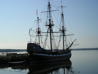 The Reconstructed Ship Hector