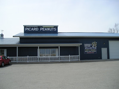 Picards Peanuts - The Store