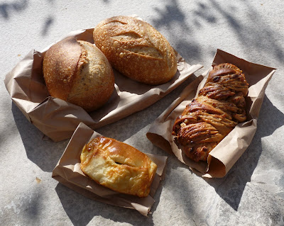 Baked Goods from Haisai Bakery