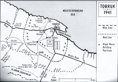 Image result for the siege of tobruk 1941
