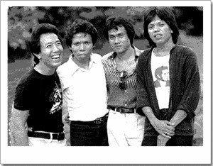 warkop Grup lawak paling berpengaruh di Indonesia