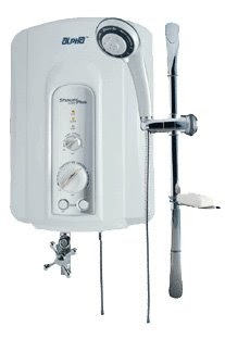 Shower Heater In Bathroom The 8th Voyager