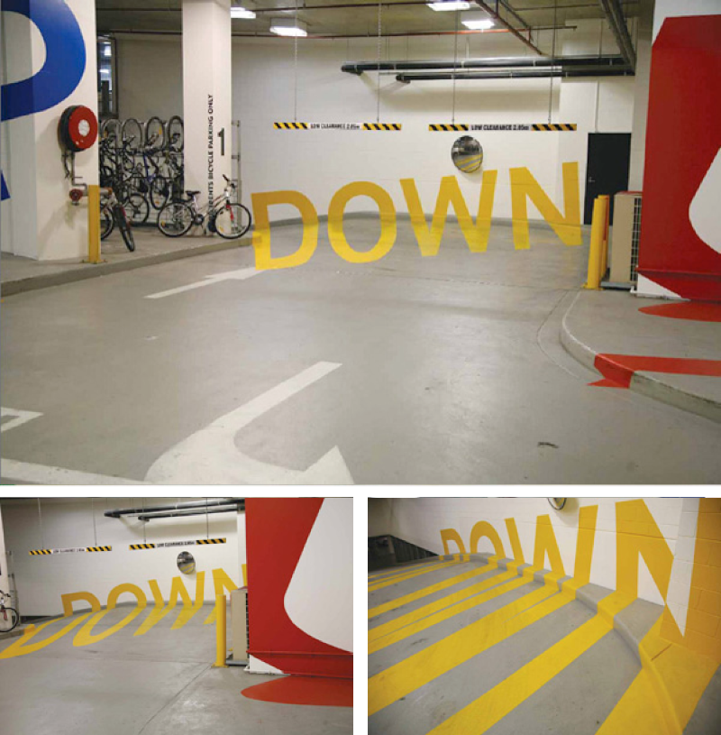 These Innovative Parking Garages Are Anything But: DESIGN AND THE HUMAN FACTOR: Wayfinding Is More Than