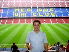 Ainda em Barcelona