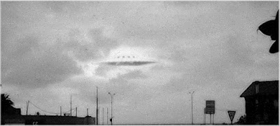 Flying Saucer Over Montevideo