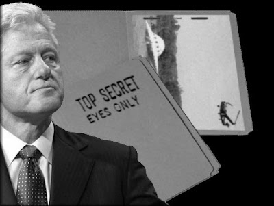 Did Bill Clinton Find The Truth Re UFOs?
