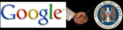 Google & NSA Teaming Up