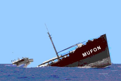 MUFON Over Board - Save Our Ship