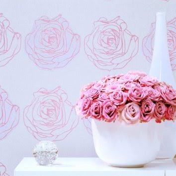 wallpaper heart rose. Flowering rose Wallpaper