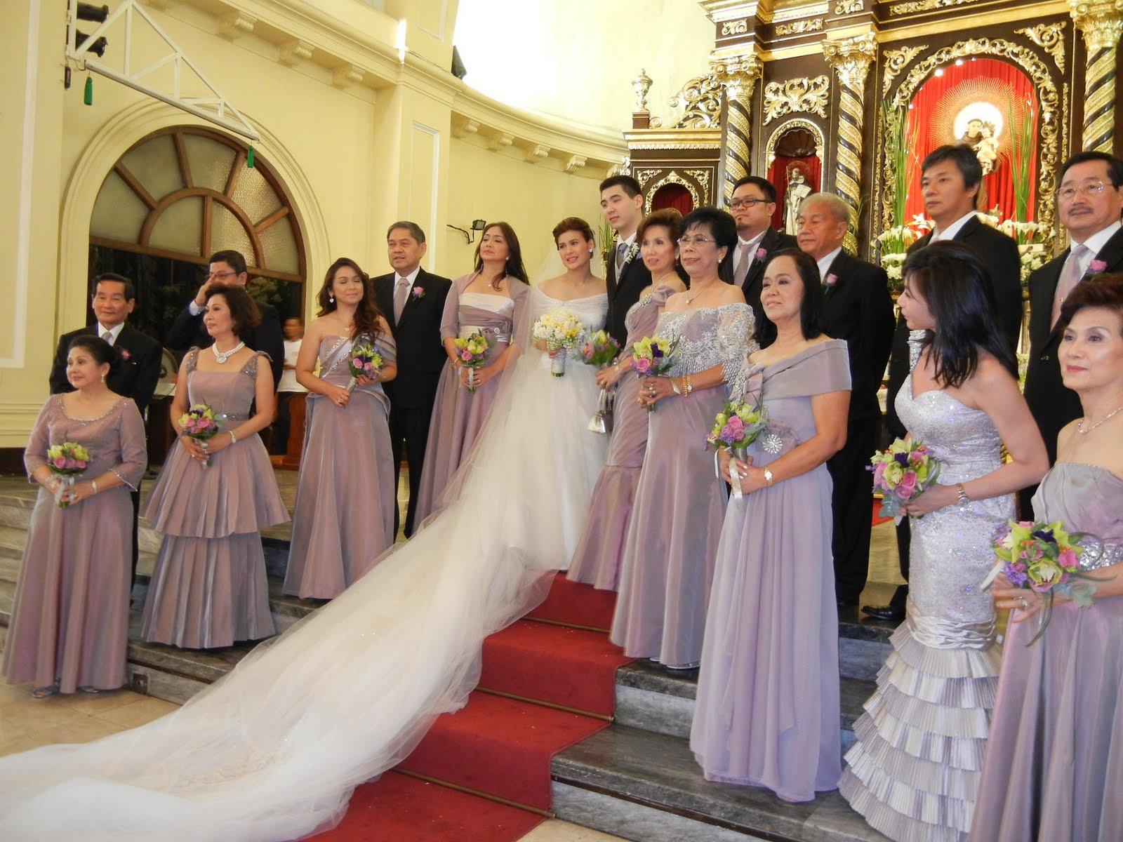 Filipiniana Wedding Gown Designs
