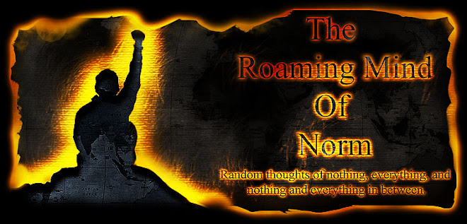 The Roaming Mind of Norm