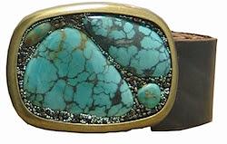 Jade Stone Belt